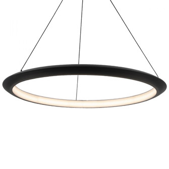 The Ring LED Pendant (PD-55036-30-BK)