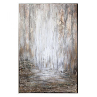 Uttermost Desert Rain Hand Painted Abstract Art (85|31331)