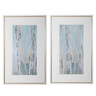 Uttermost Pandora's Forest Abstract Art, S/2 (85|33721)