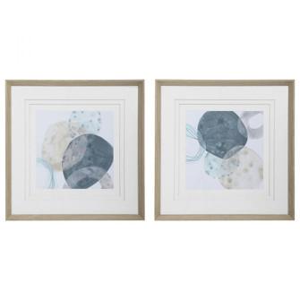 Uttermost Circlet Modern Prints, S/2 (85|41622)