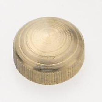 1/8 BRASS FIN BRACKET CAP (27|90/551)
