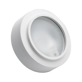 XENON PUCK LIGHT WHITE FRST LENS W/LAMP (91|MZ401-5-30)