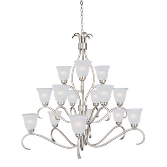 Basix-Multi-Tier Chandelier (10129FTSN)