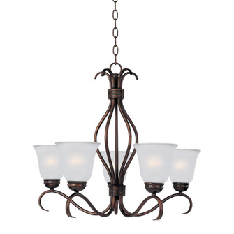 Basix-Single-Tier Chandelier (10125FTOI)