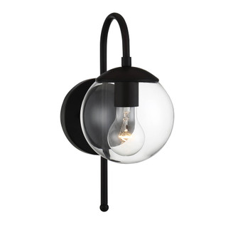 1 Light Oil Rubbed Bronze Exterior Wall Sconce (8483|M50030ORB)