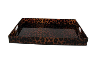 SERVING TRAY, MD, LEOPARD (272 14-1088/MD)