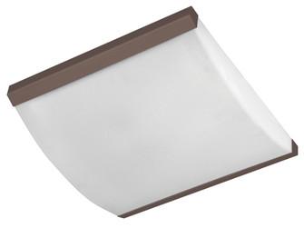 Algiers LED Flush Mount Oakley Bronze (1 ALF162400L30D1KBLA)