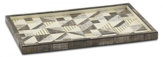 Modernist Bone and Horn Tray (92 1200-0371)