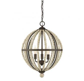 3 Light Avignon Pendant (8483 M70099AV)