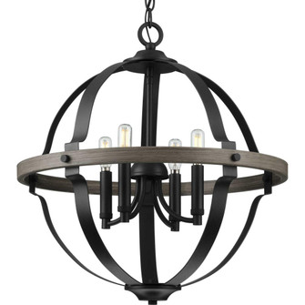 4-60W CAND PENDANT (149|P500278-031)