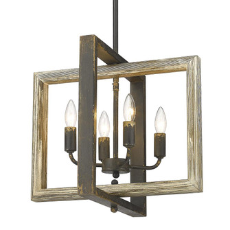 Harvey 4 Light Pendant (36|0859-4P ABI)