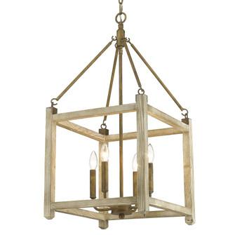 Orville 4 Light Pendant (36|0886-4P BC)