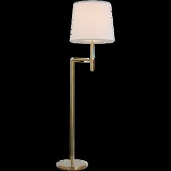 Clarion Bridge Arm Floor Lamp (279|BBL 1170SB-L)