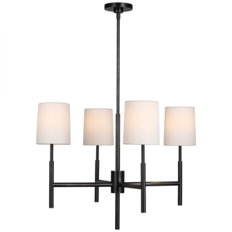 Clarion Small Chandelier (279|BBL 5170BZ-L)
