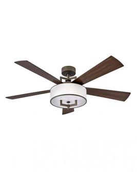 Hampton 56#34; LED Fan (87|903056FMM-LID)