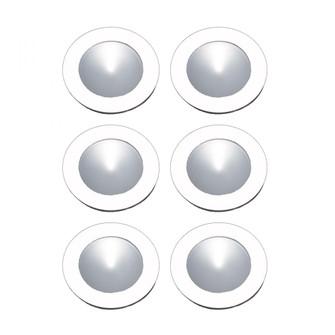 Polaris Kit LED, 18W Driver/Harness, 6x3x1W Osram 32K 700mA Puck in White (91|WLE140C32K-0-30-6)