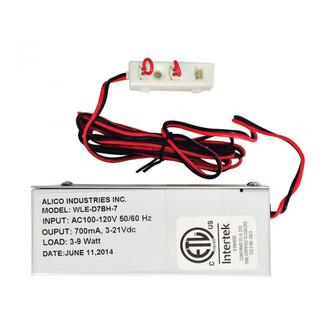 Polaris 9W 700mA Driver w/Box Harness and Loops (91|WLE-D7BH-7)