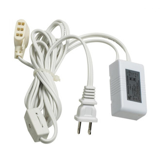 Transformer - 60VA-120/12V Solid State w/120V with 12-inch Cord and Plug (91|T3MP)