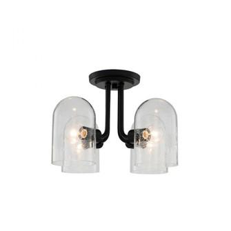 Cupola 4 Light Semi Flush (133|514045MB)
