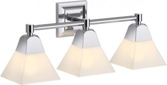 MEMOIRS® 3 LIGHT SCONCE (10245|23688-BA03-CPL)