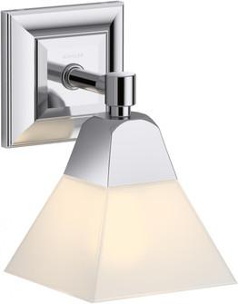 MEMOIRS® 1 LIGHT SCONCE (10245|23686-SC01-CPL)