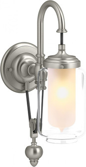 ARTIFACTS? SINGLE SCONCE - ADJUSTABLE (10245|72581-BN)