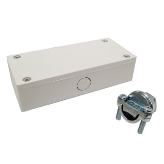 Junction Box for NULS LED Linear Undercabinet (104 NULSA-JBOX)