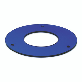 5'' LENS, BLUE GLASS 80MM (104|NTG-5B/80)
