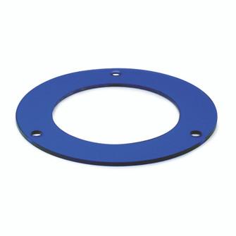 4'' LENS, BLUE GLASS 80MM (104|NTG-4B/80)