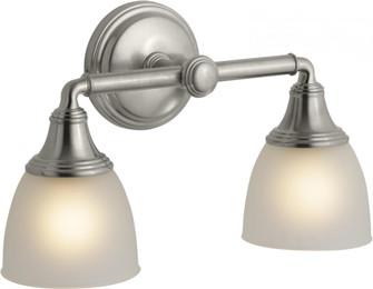 DEVONSHIRE® 2 LIGHT SCONCE (10245|10571-BN)