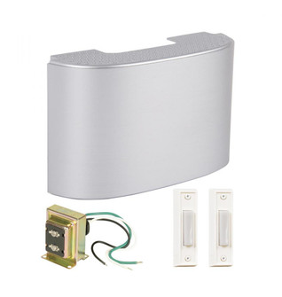 Kit includes Chime, Transformer, 2 White Buttons (20|CK2000-BN)