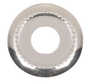 1 1/8 BEADED NICKEL PLTD WASHE (27|90/389)