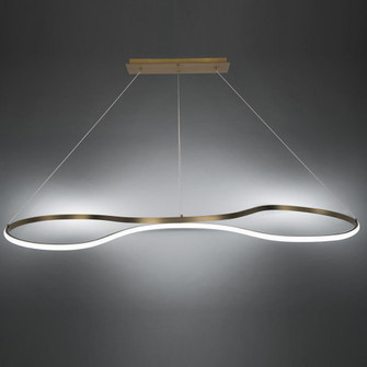 Marques LED Pendant (16|PD-83148-AB)