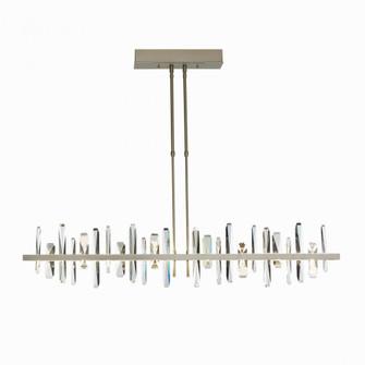 Solitude Large LED Pendant (65|139738-LED-LONG-08-CR)