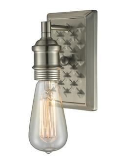 Bare Bulb 1 Light Sconce (3442|563-1W-BN)