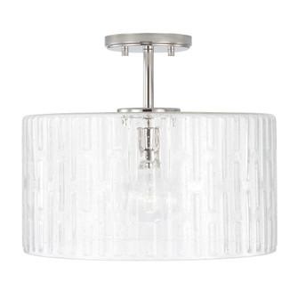 1 Light Semi-Flush (42 241311PN)