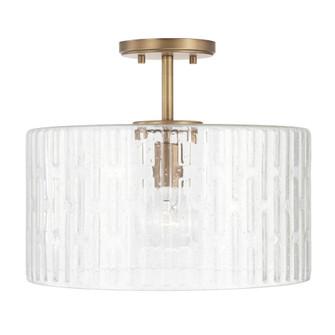 1 Light Semi-Flush (42 241311AD)