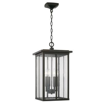 4 Light Outdoor Hanging Lantern (42 943844OZ)