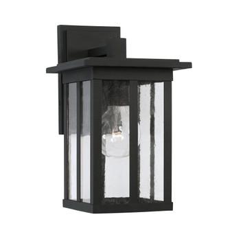 1 Light Outdoor Wall Lantern (42|943811BK)