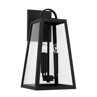 3 Light Outdoor Wall Lantern (42|943732BK)