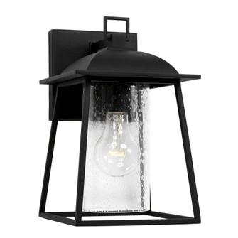 1 Light Outdoor Wall Lantern (42|943611BK)