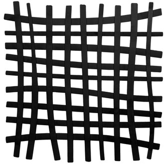 Uttermost Gridlines Iron Wall Decor (85|04293)