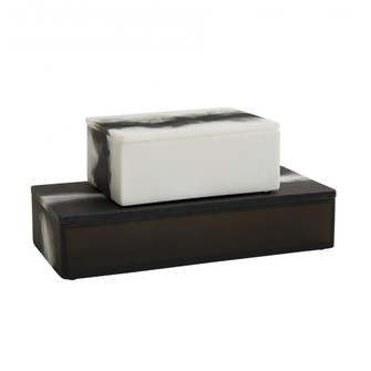 Hollie Boxes, Set of 2 (314|5623)