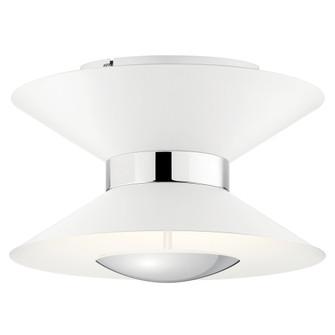 Semi Flush LED (10687|84132MWH)