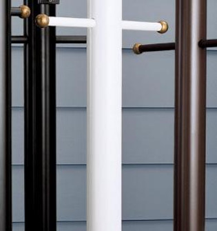 Outdoor Post (10687 9501WH)