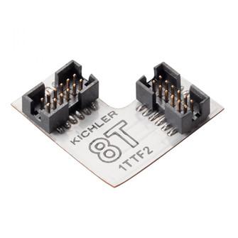 8T Flex 90 Deg Connector (10687|8T1TTF2WH)