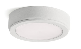 6D 24V LED Disc 2700K WHT (10687|6D24V27WHT)
