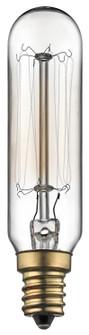 Bulb 40w Antique Candelabra (10687|5971CLR)