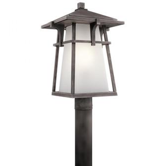 Outdoor Post Mt 1Lt LED (10687|49724WZCL18)