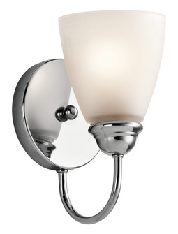 Wall Sconce 1Lt (10687|45637CH)